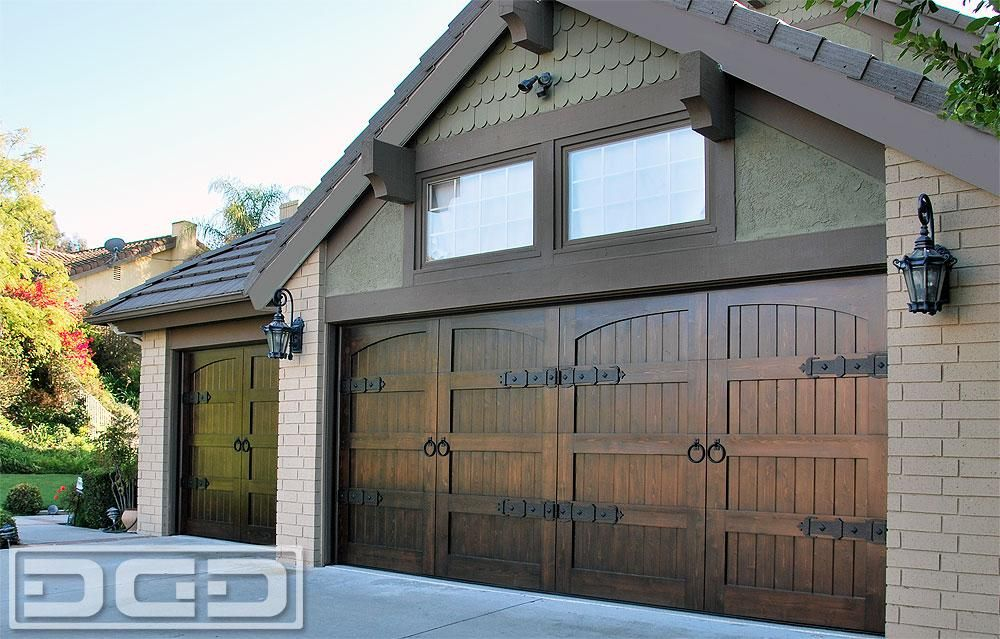 Custom Garage Doors Designed Manufactured In Orange County Ca