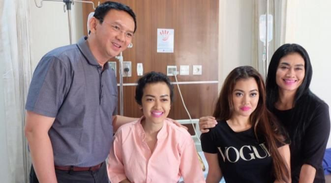 Setelah Ahok, Giliran Sandiaga Uno Kunjungi Julia Perez - http://wp.me/p70qx9-7Of