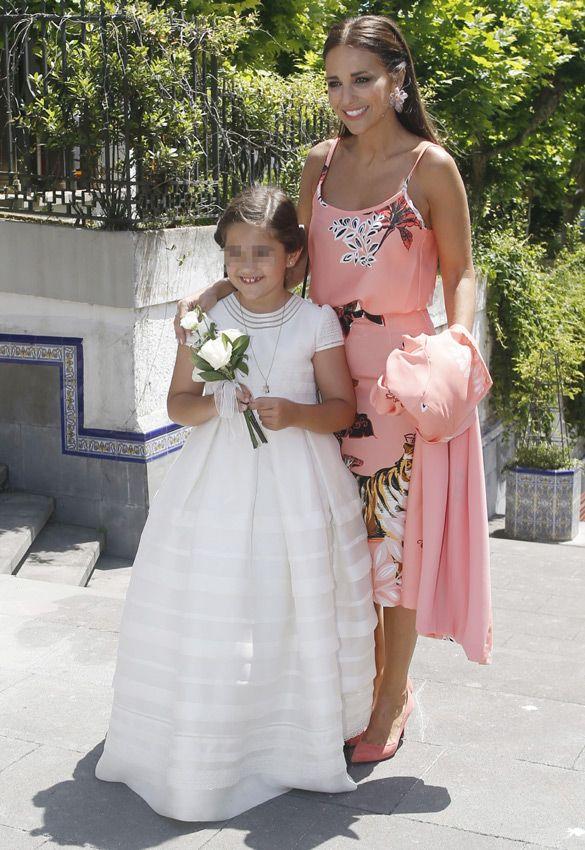 el segundo vestido de comunión de daniella | el corpus christi