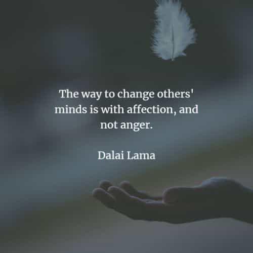 60 Famous quotes and sayings by Dalai Lama