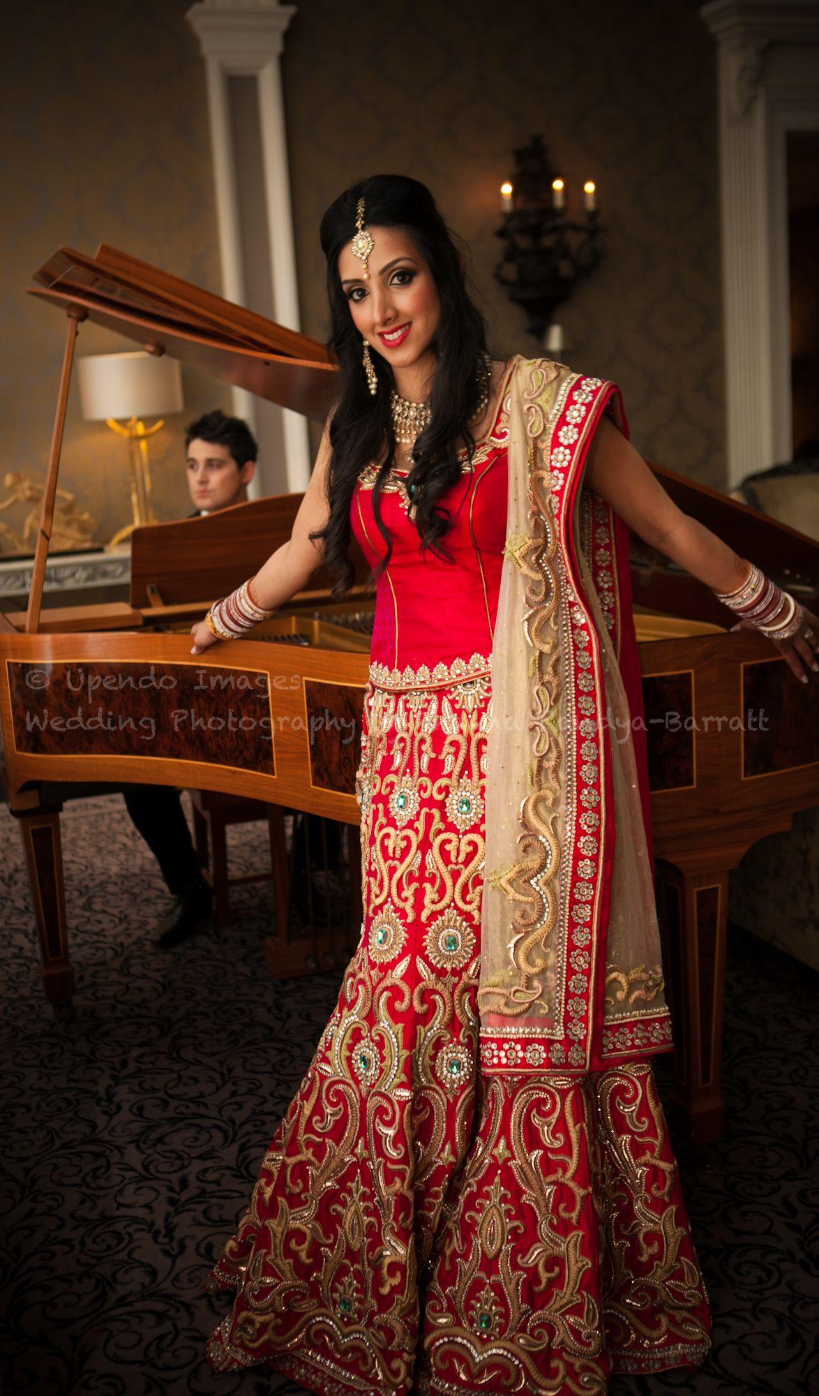 Sahiba in her beautiful Ekta Solanki Dress!