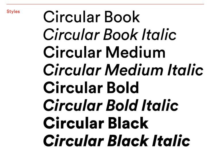 Circular by lineto - Got that real typeical nice Scandinavian feel
