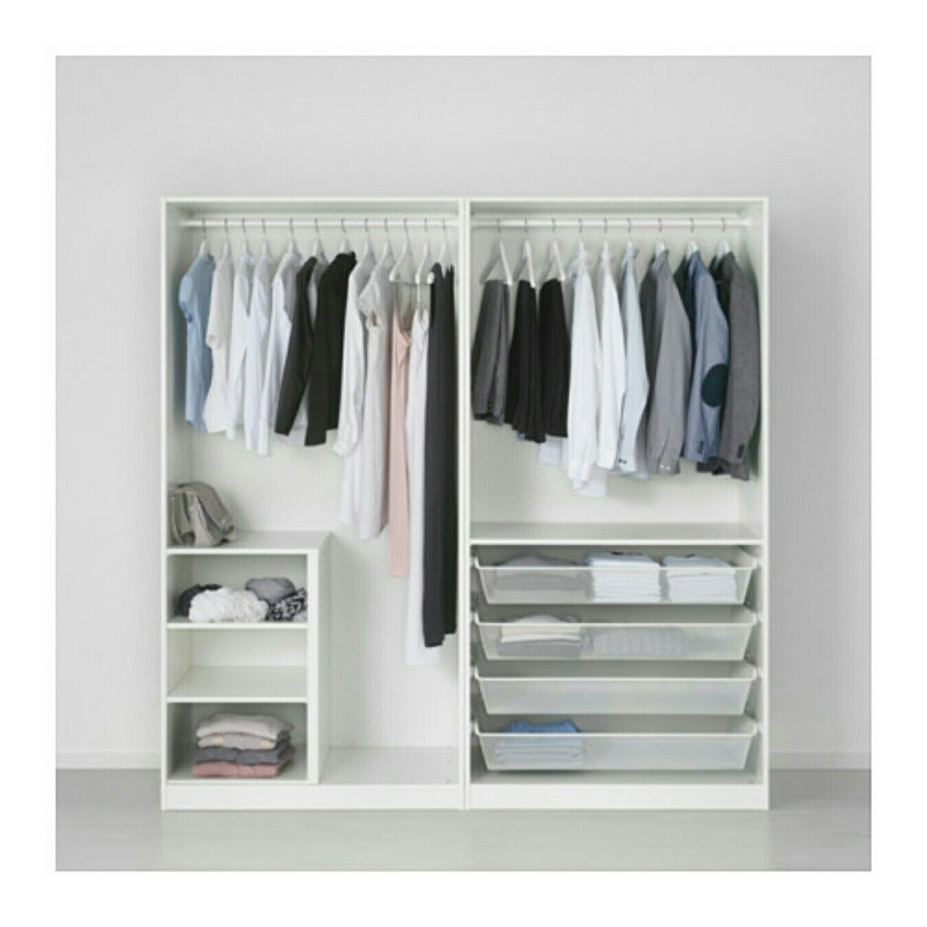 Pin by Shawnna Brown on Stuff to Buy Pax wardrobe, Ikea