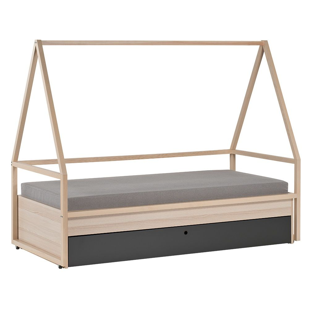 SPOT KIDS TIPI BED TROLLEY With Trundle Drawer