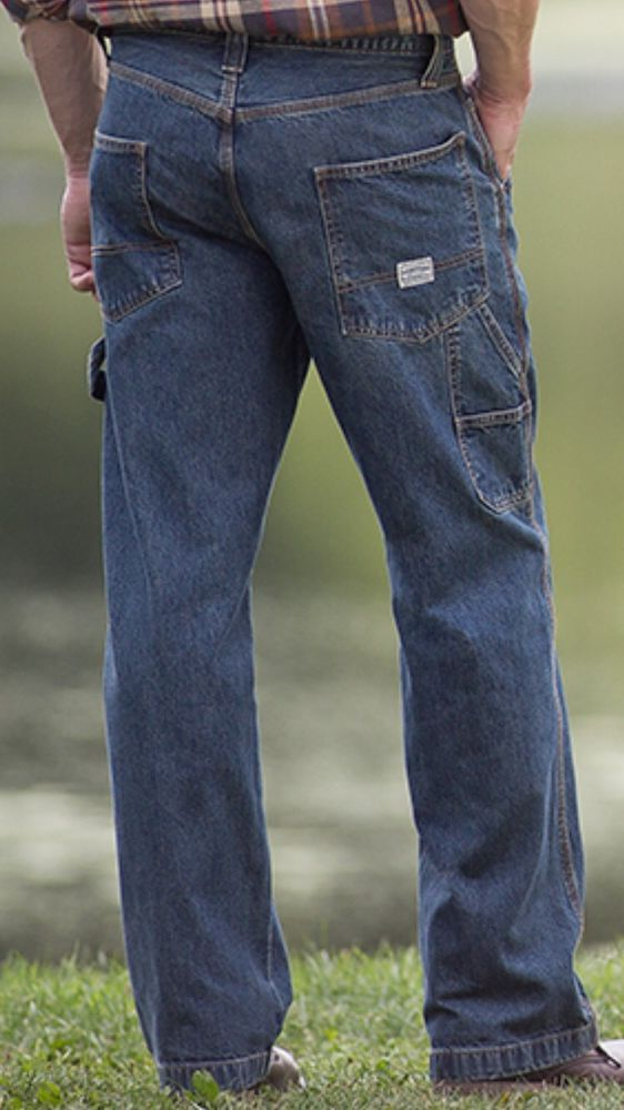 164b7fcc625 Levi's Carpenter Jeans Straight Leg Men's Big N Tall Size 50 X 31 NWT!  52177217811 | eBay