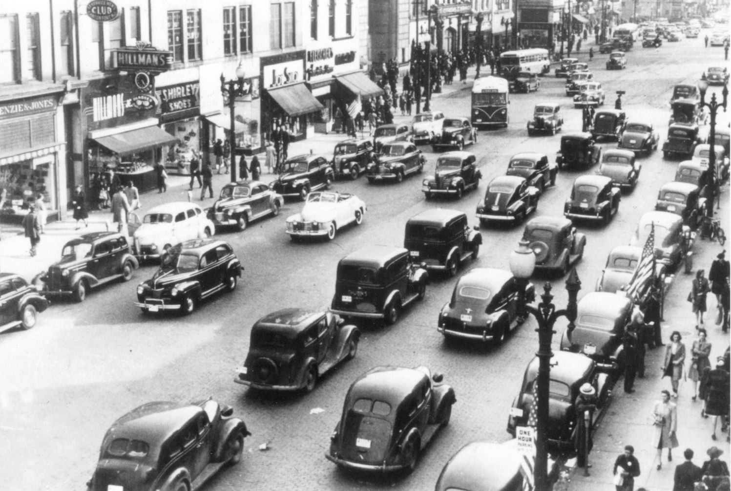 by the 1940s downtown canton was a bustling shopping district with lots of traffic by car and. Black Bedroom Furniture Sets. Home Design Ideas