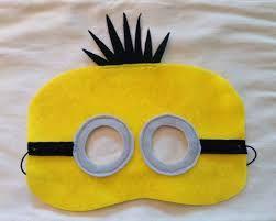 Minion Mask Template Google Search Josh And Ben Pinterest