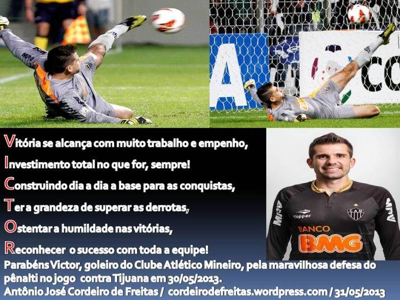VICTOR - CLUBE ATLÉTICO MINEIRO  cordeirodefreitas.wordpress.com