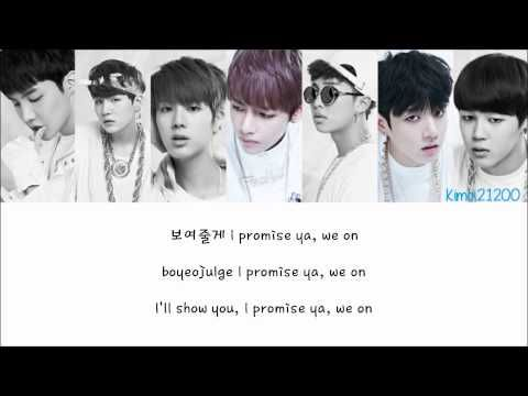 BTS (방탄소년단) - We On  Hangul Romanization English  Color   Picture Coded HD  - YouTube 9ffcb56ac