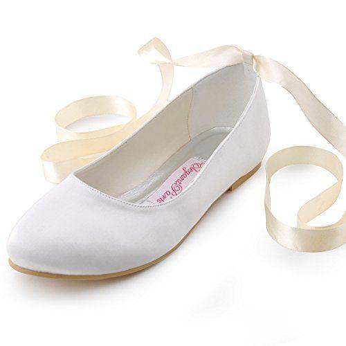 101a7eab1c273a Wedding Shoes, Bridal Shoes, Wedding Attire, Comfortable Flats, Kitten  Heels, Me Too Shoes, Satin, Comforters, Bride