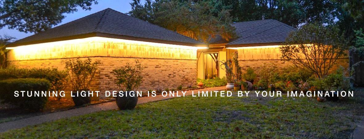 outdoor led soffit lighting kits