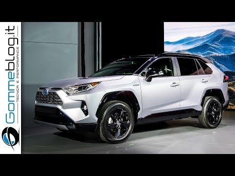 toyota rav  xse hybrid adventure limited   suv comparison youtube cars