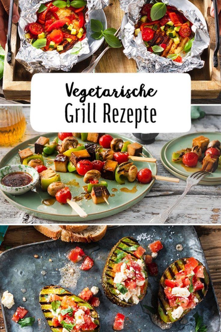 Vegetarisch grillen: So lecker kann es sein