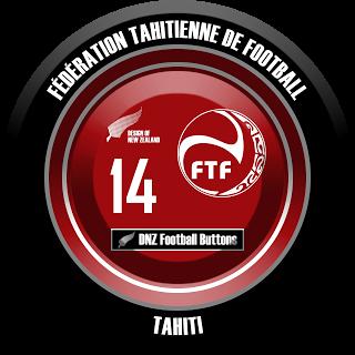 DNZ Football Buttons: Seleção do Tahiti