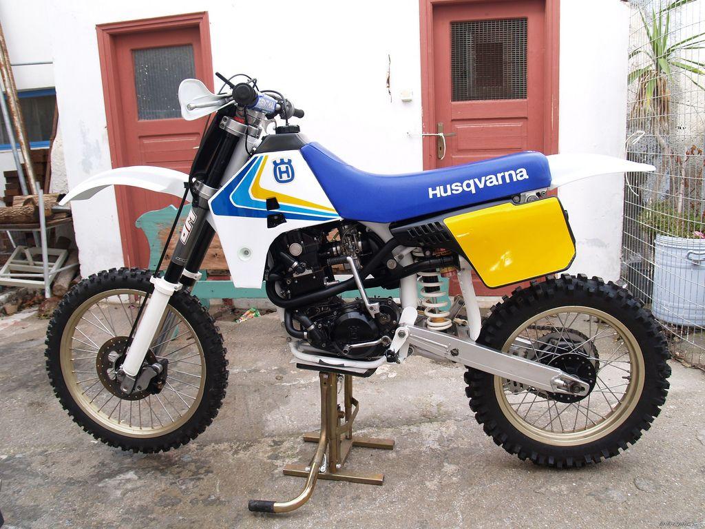 part vintage motocross