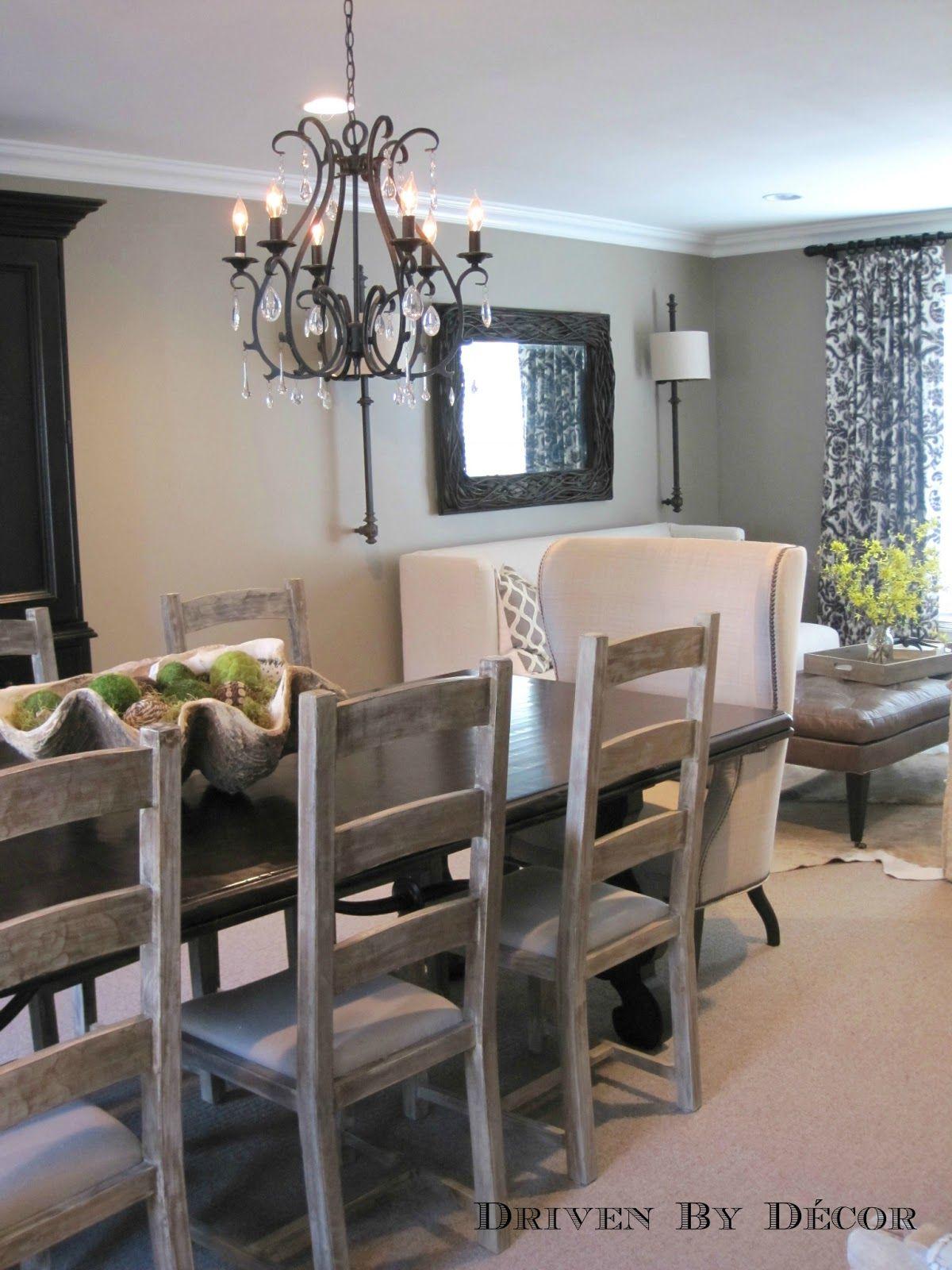 Dining Room Design Ideas: Mixed Seating | Stuhl, Esszimmer und Bilder