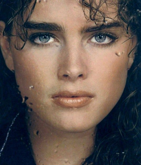 Brooke Shields Celebrity Pinterest Brooke Shields Eye And Models