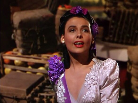 Image result for lena horne till the clouds roll by