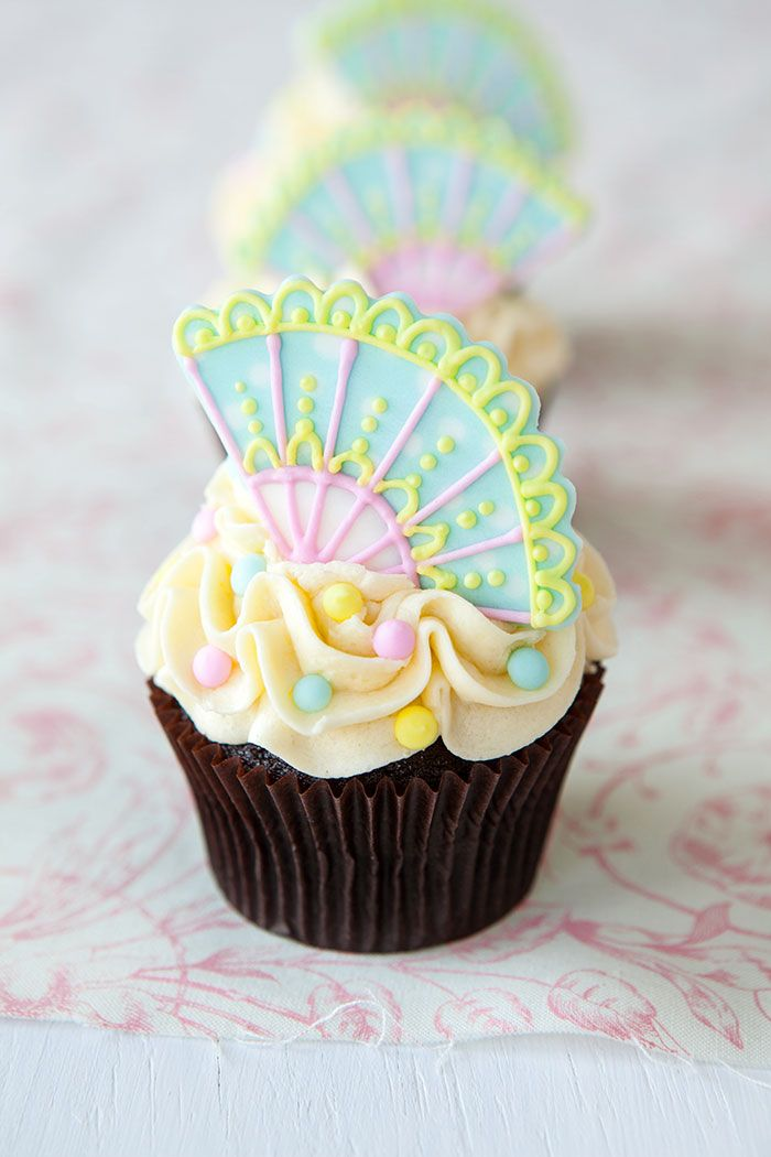 Cupcakes para Mamá