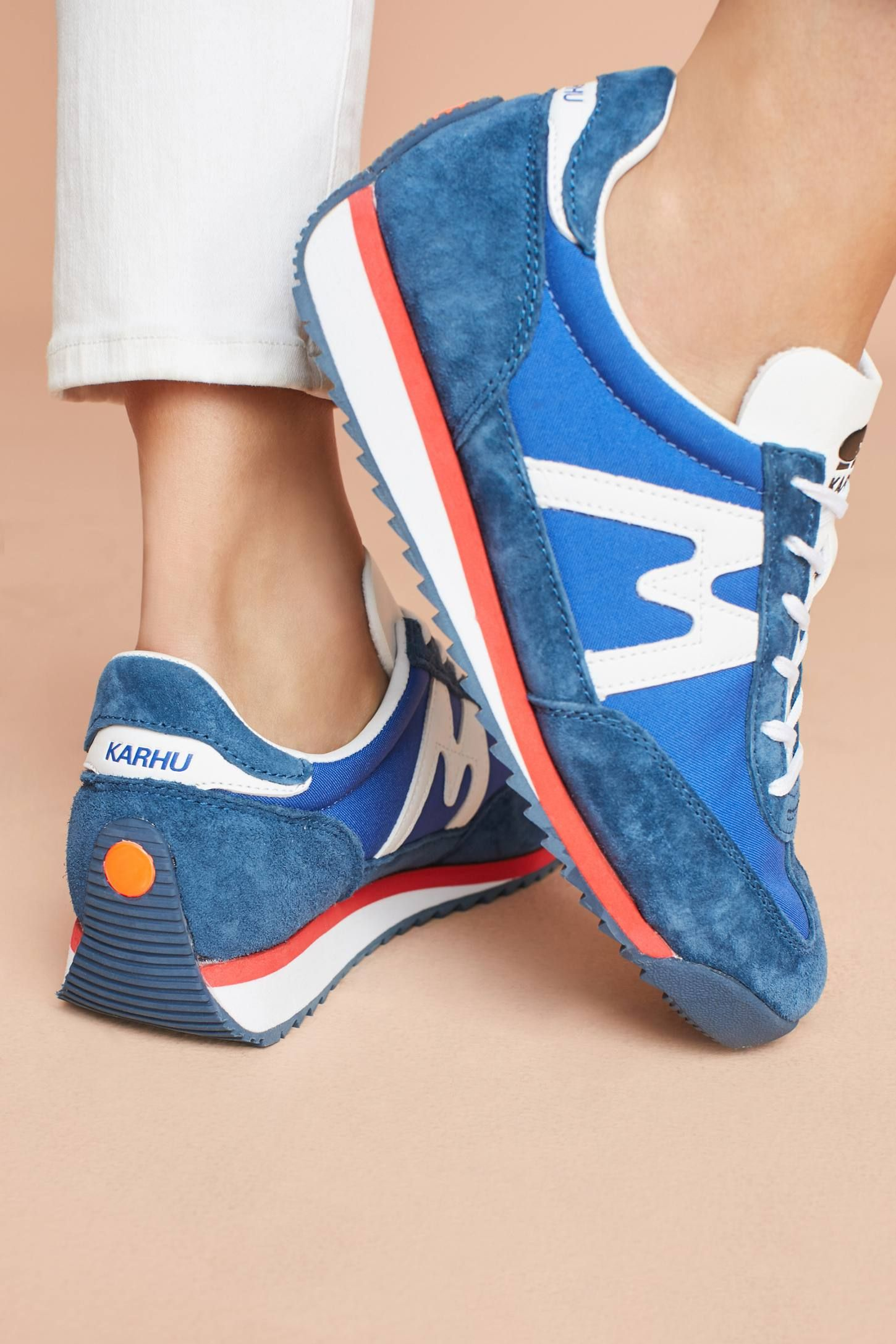 3d7c80b7f90c0 Shop the Karhu Championair Classic Sneakers and more Anthropologie at  Anthropologie today. Read customer reviews