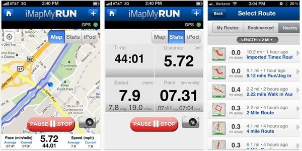 Map My Run Track Distance Elevation And Get Updates Throughout - What's my elevation app