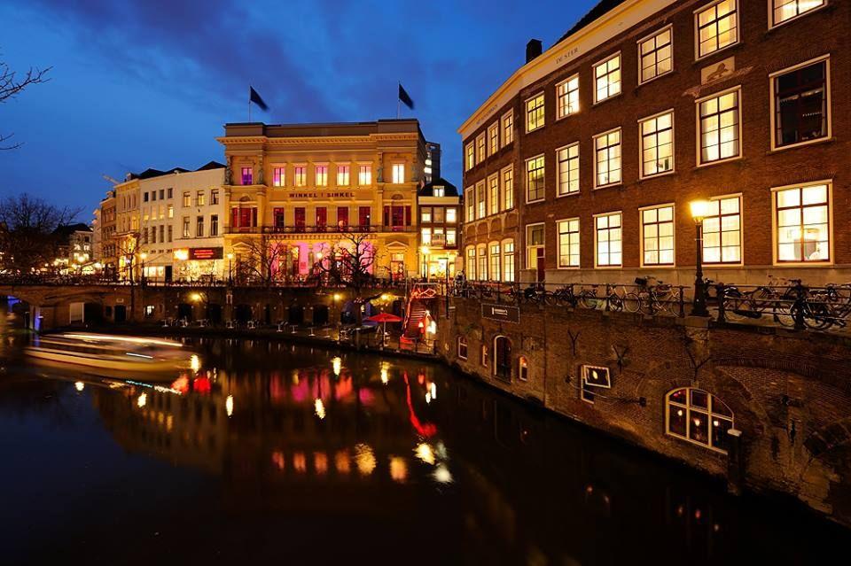 Winkel van Sinkel, Oudegracht Utrecht