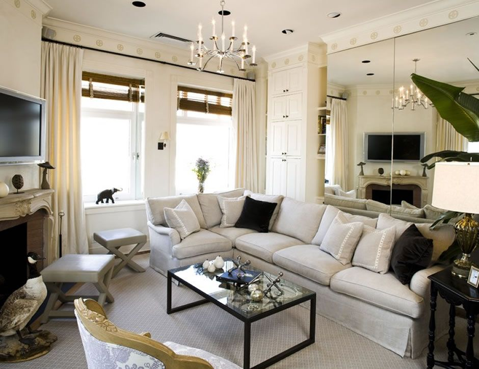 Butter Cookies Chic Living Room Decor Contemporary Chic Living Room Chic Living Room