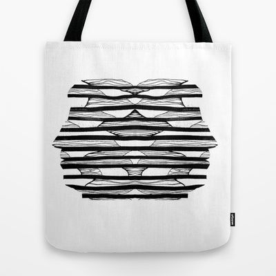 DOUBLE YOU Tote Bag by COUCOU - $22.00
