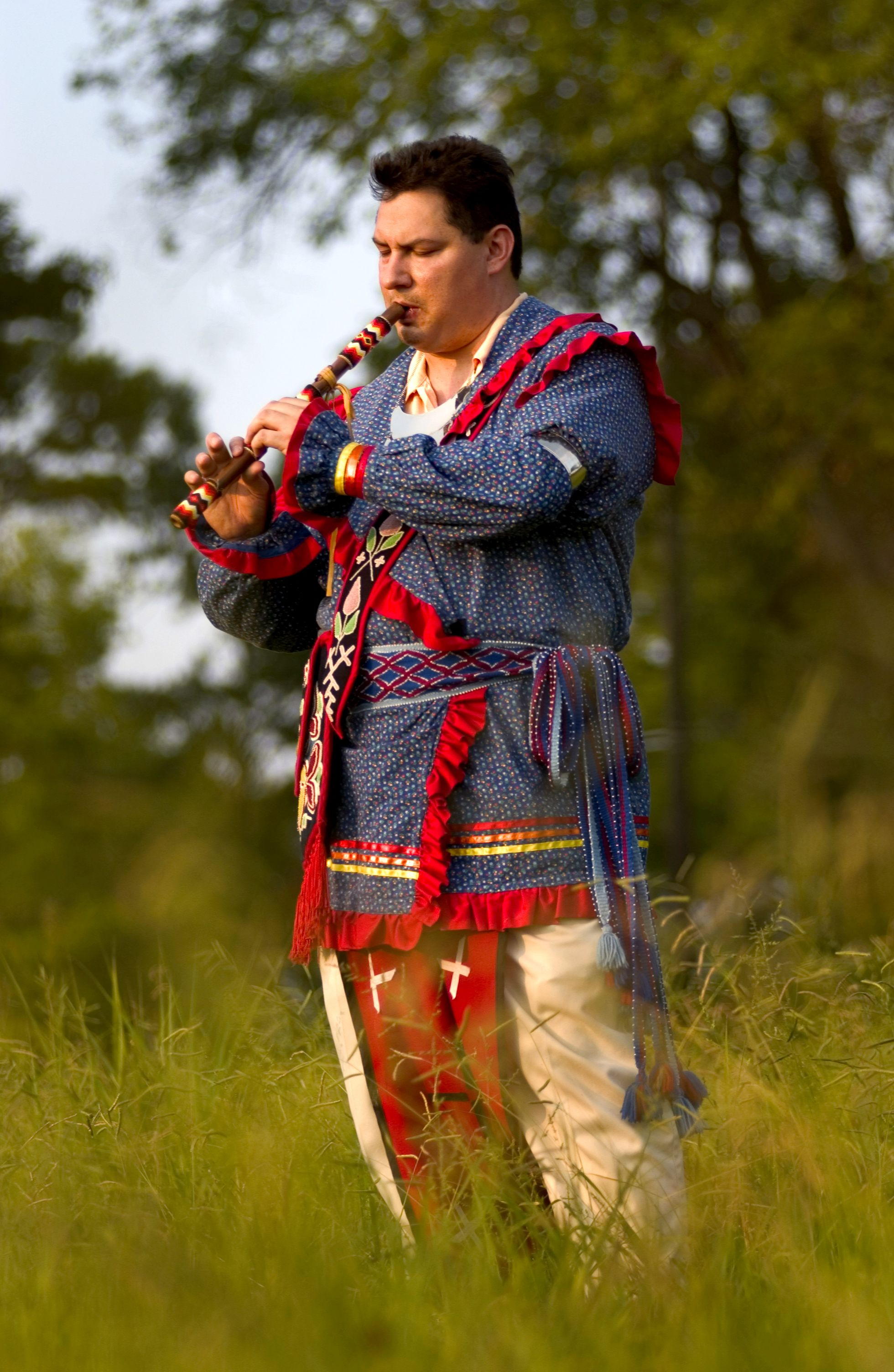 The Native American Culture Of The Muscogee Creek Nation