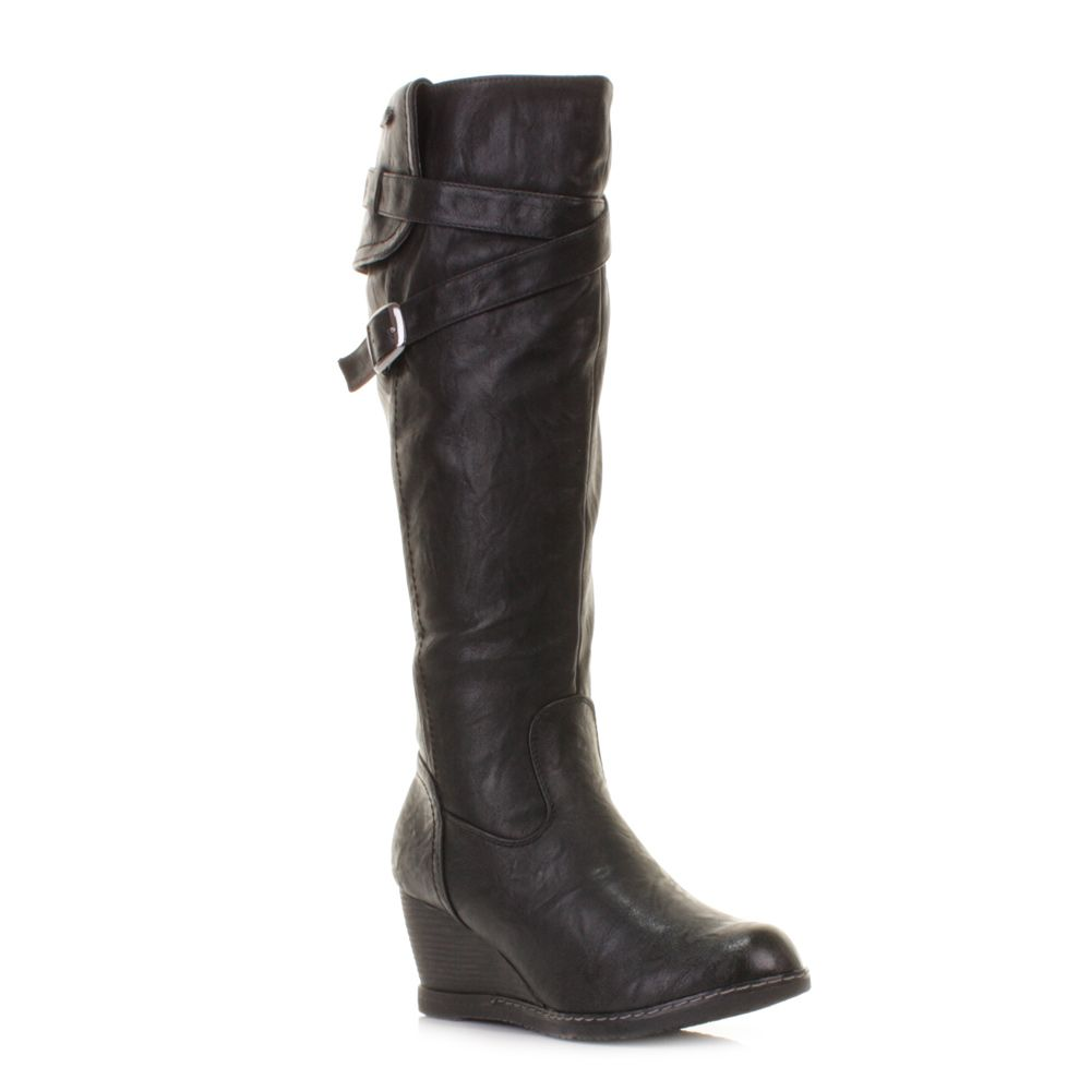 15b6b0d3be9 XTI Knee High Womens Boots
