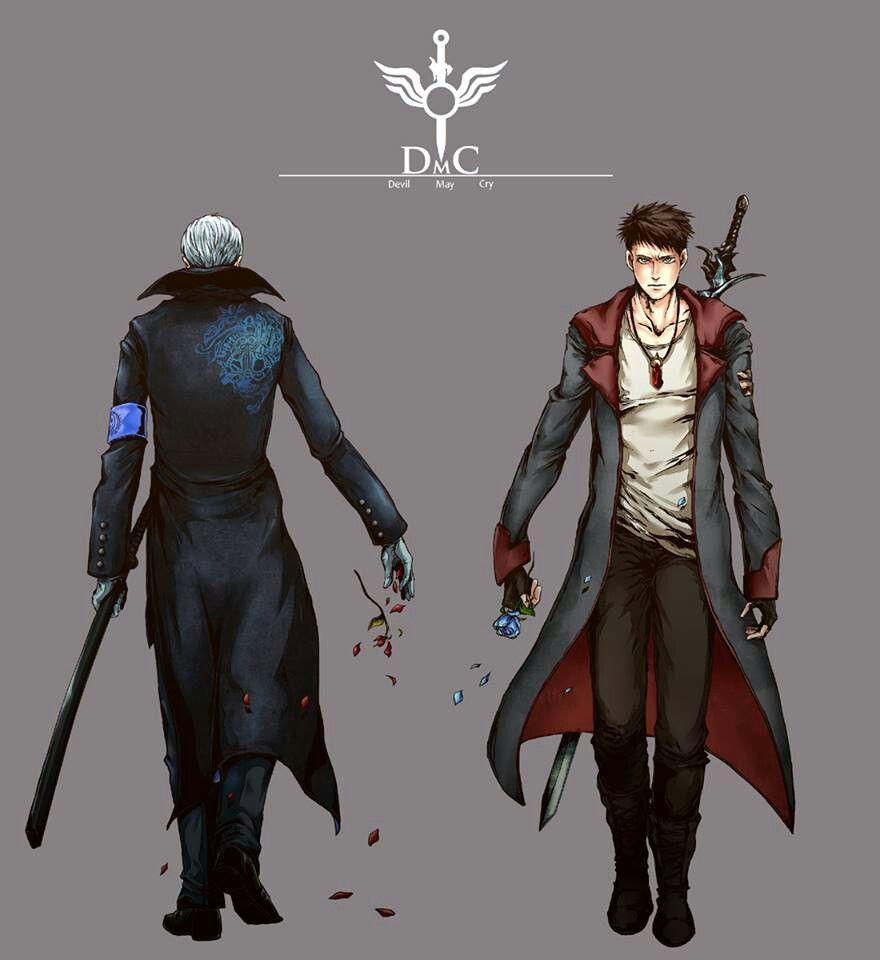 Dmc Dante And Virgil