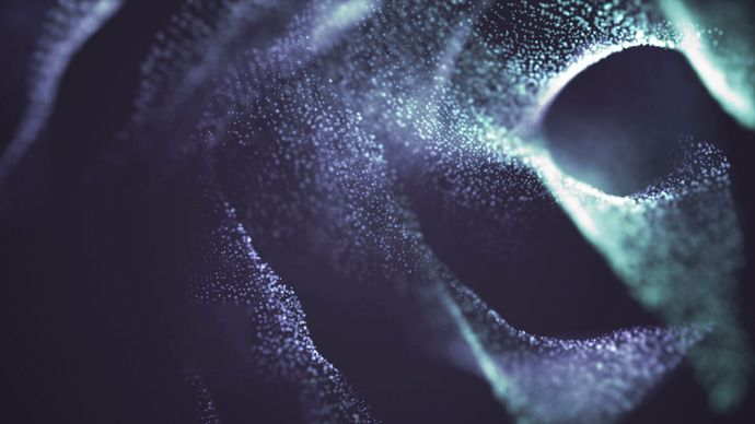 After Effects Creating Cinematic Particle Backgrounds With