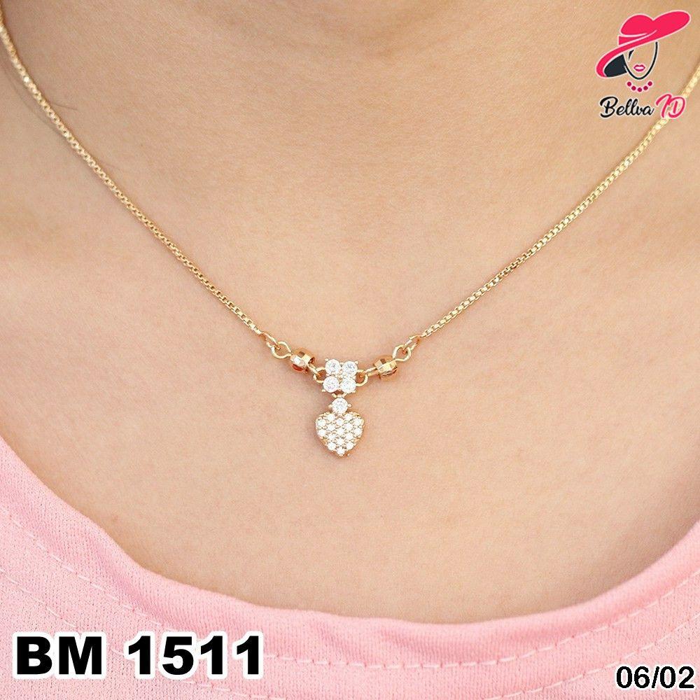 Pin Bbm D5b0b9ab Wa Sms Telp 081546577219 Bahan Dasar Tembaga Bukan Besi Dilapisi Rodhium Y Gold Chain Design Gold Fashion Necklace Gold Jewelry Fashion