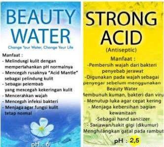 Image result for strong acid kangen water