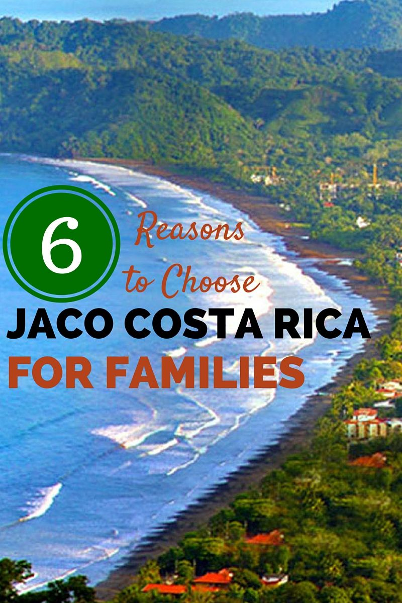 Have You Heard Of Jaco?: A Costa Rican Destination For