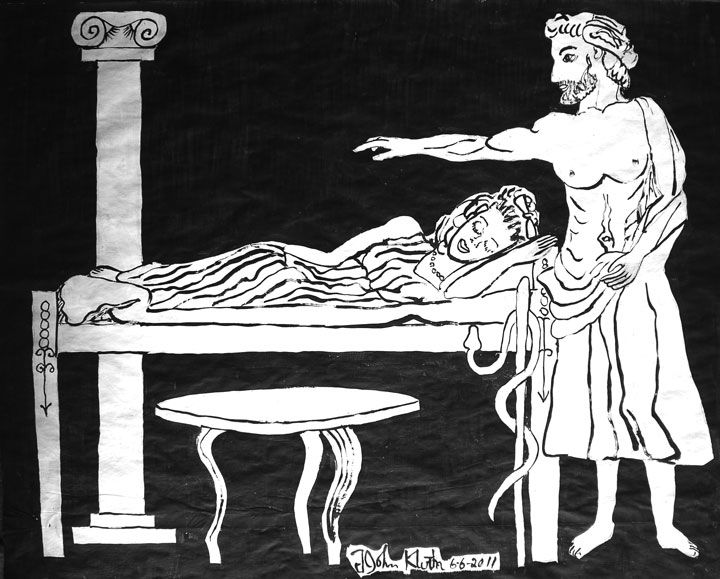 Ancient Greek Medicine | The Role of Women in the Art of ...