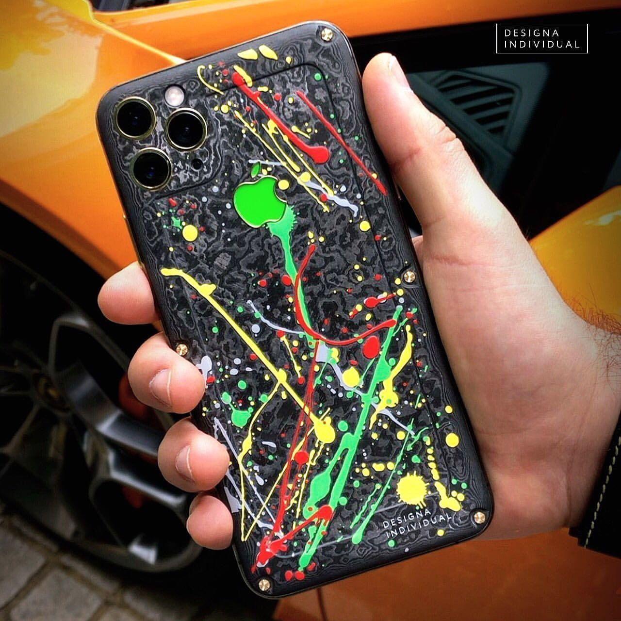 "Rolex DiW NTPT Carbon Daytona ""MOTLEY 2"" iPhone 11 Pro ..."