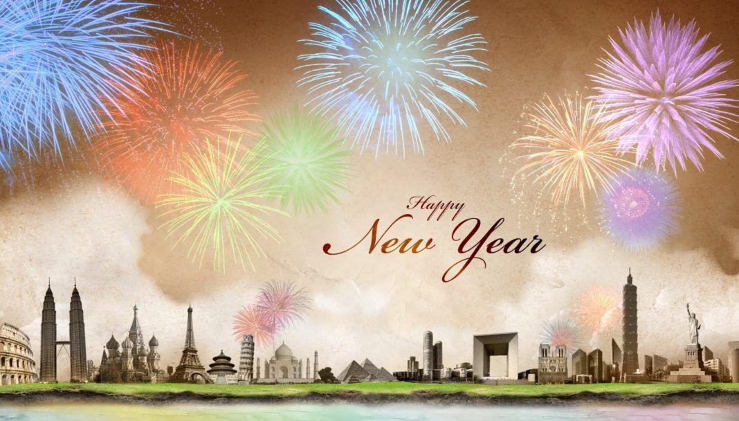 happy new year 2018 wishes images greetings wallpapers fb status