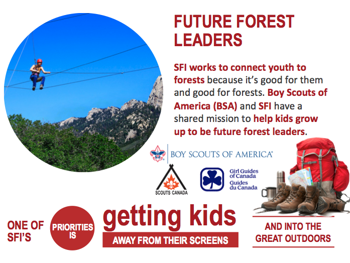 For more information, consult the nature serve website and www.natureserve.org. Bsa Sustainable Forestry Initiative Sfi Work Together To Demonstrate Forest Stewardship And Envi Environmental Education Boy Scouts Of America Helping Kids