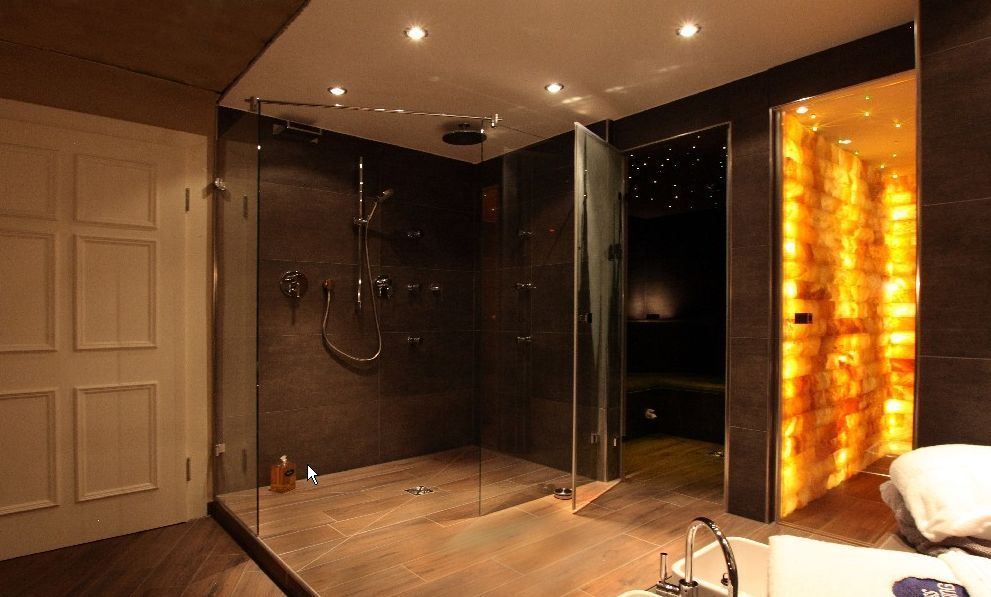 Modern Bathroom Designs Yield Big Returns In Comfort And: ... Your Shower Room, Wet Room Or