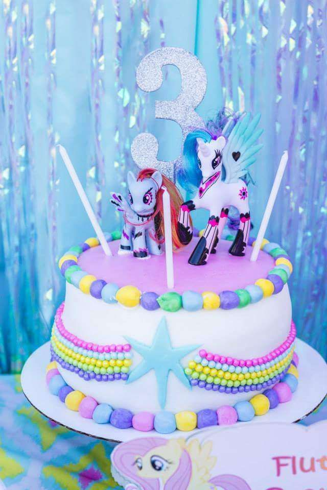 My Little Pony Birthday Party Cake See More Planning Ideas At CatchMyParty