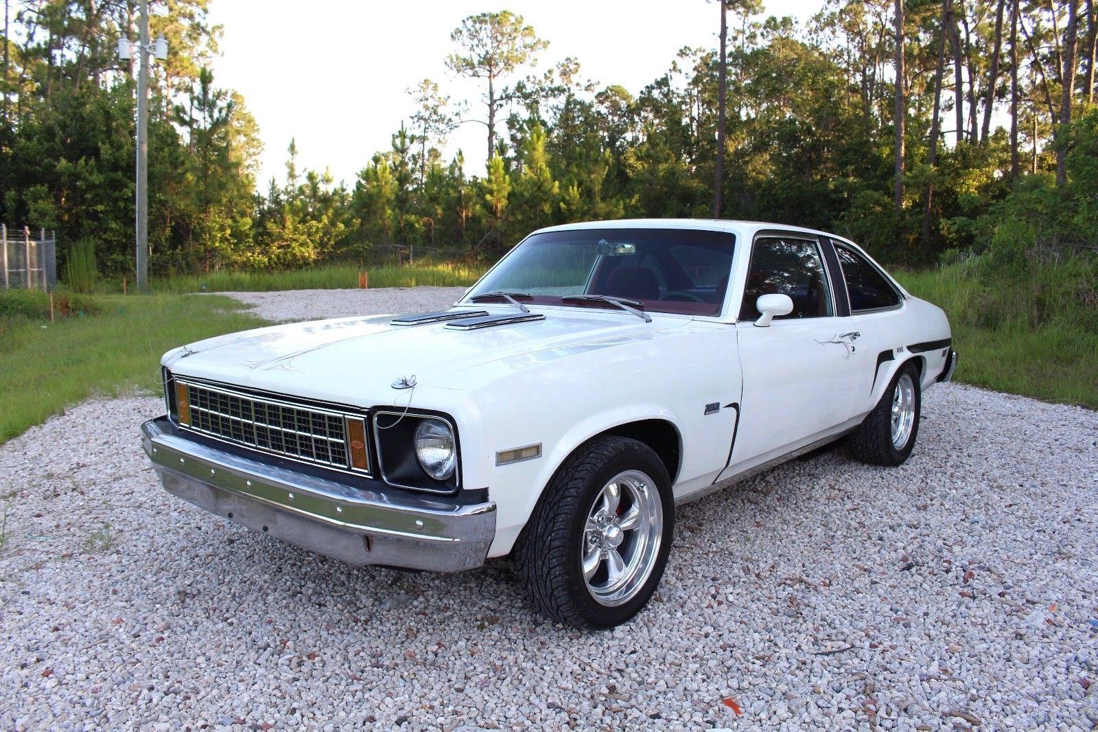 Great 1977 Chevrolet Nova Concours Hotrod 383 Stroker Chevrolet