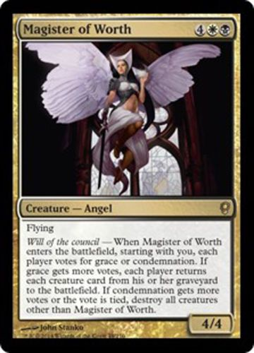 Mtg Black White Orzhov Deck Angels Teysa Magic The Gathering Rare Cards