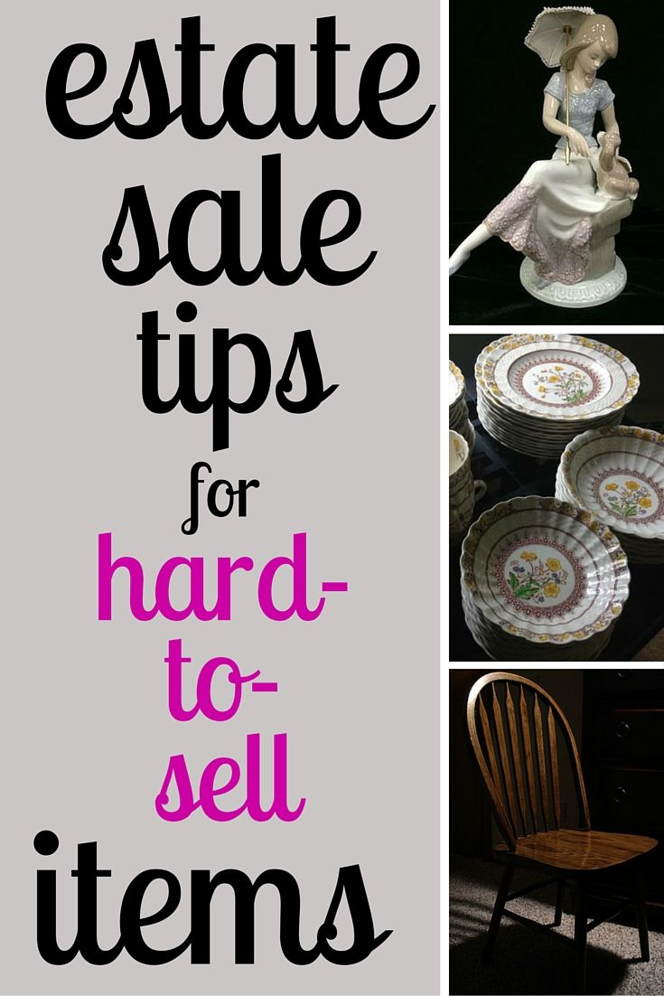 Tips for Hard-to-Sell Items | Business Tips | Pinterest