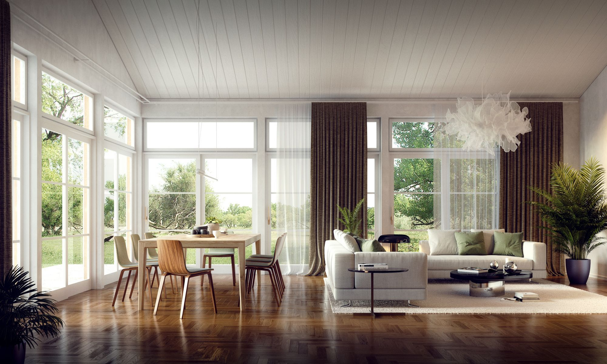 Interior Design For A Private Project Softwares Archicad 3d