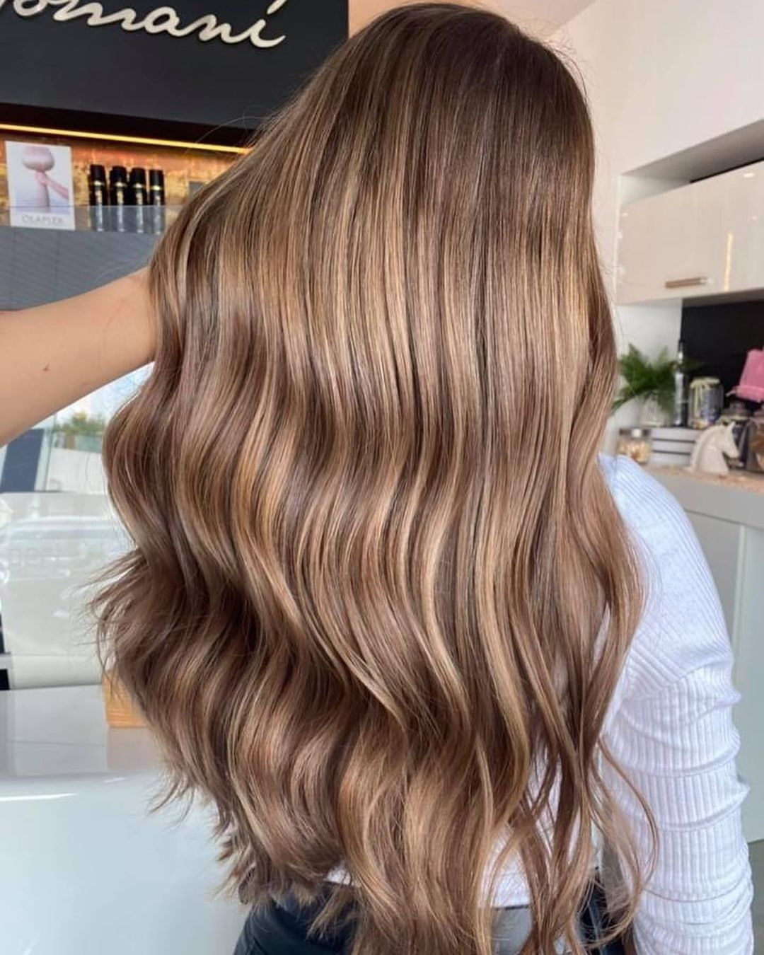 14 Light Brown Hair With Highlights Ideas Women Are Getting Blonde Brown Hair Color Light Hair Color Light Brunette Hair