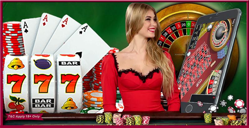Online Slots With Sign Up Bonus