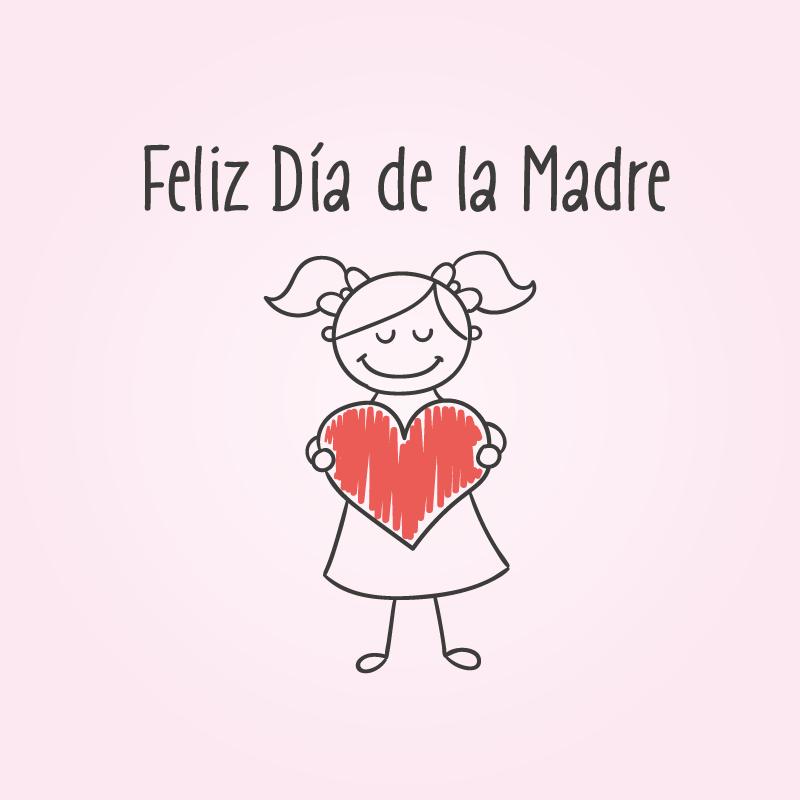 Feliz Día De La Madre Vector Feliz Día De La Madre Día