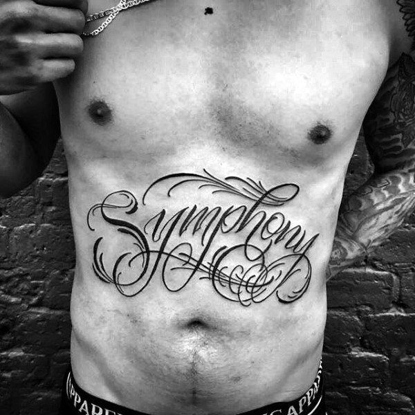 Top 103 Best Stomach Tattoos Ideas 2020 Inspiration Guide Stomach Tattoos Mens Stomach Tattoo Tattoos For Guys
