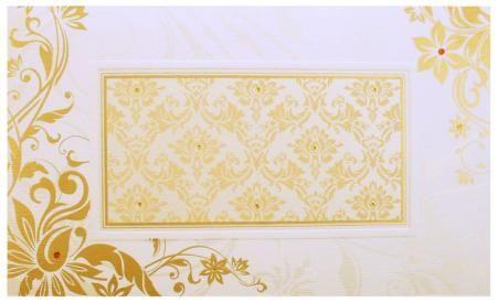 wedding invitations scroll design